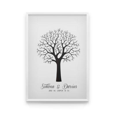 Palinkėjimų medis -001-