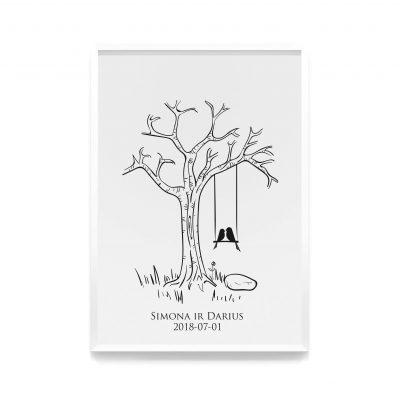 Palinkėjimų medis -021-