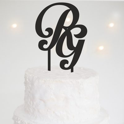 Cake Topper 004