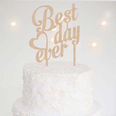 Cake Topper 005