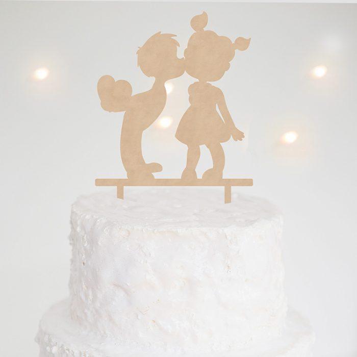 Cake Topper 007