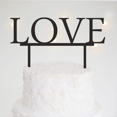 Cake Topper 008