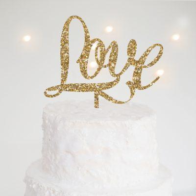 Cake Topper 019