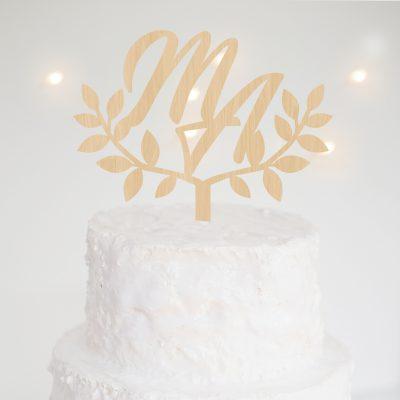 Cake Topper 021