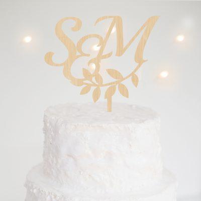 Cake Topper 023